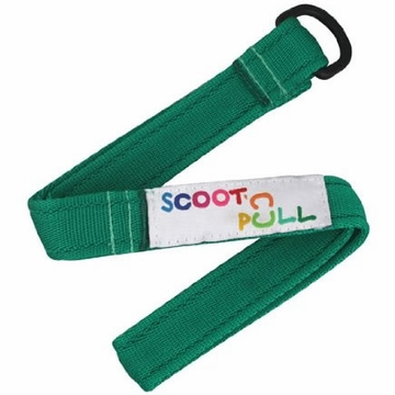 Scoot 'n Pull Strap - Green