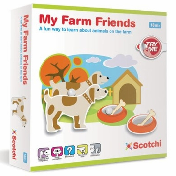 Scotchi Farm Friends