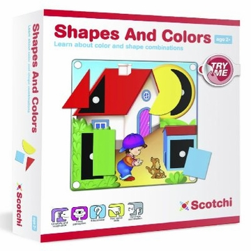 Scotchi Shapes & Colors