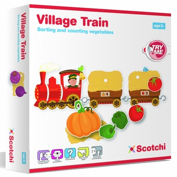 Scotchi Village Train