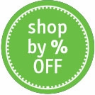 Shop By % OFF