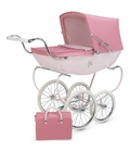 Silver Cross Chatsworth Toy Doll Pram - Rose