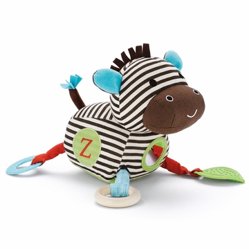 Skip Hop Alphabet Zoo Activity Toy - Zebra