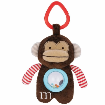 Skip Hop Alphabet Zoo Stroller Toy - Monkey