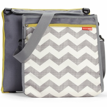 Skip Hop Central Park Outdoor Blanket - Chevron