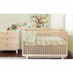Skip Hop Complete Sheet 4 Piece Crib Set - Treetop Friends