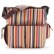 Skip Hop Duo Deluxe Edition in Uptown Stripe