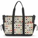 Skip Hop Duo Double Diaper Bag - Wave Dot