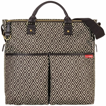 Skip Hop Duo Special Edition Diaper Bag in Aztec