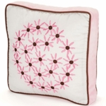 Skip Hop Flower Burst D�cor Pillow