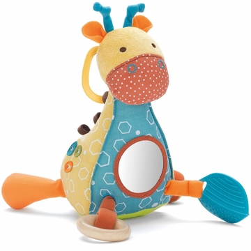 Skip Hop Giraffe Safari Activity Toy Giraffe