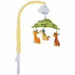 Skip Hop Giraffe Safari Crib Mobile