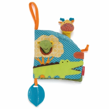 Skip Hop Giraffe Safari Puppet Activity Book