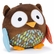 Skip Hop Hug & Hide Chime Ball - Owl