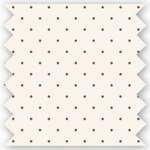 Skip Hop Mod Dot Printed Sheet in Brown