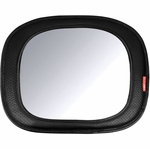 Skip Hop On The Go Style Driven Backseat Mirror - Tonal Chevron
