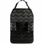 Skip Hop On The Go Style Driven Backseat Organizer - Tonal Chevron