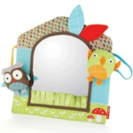 Skip Hop Treetop Friends Friendly Forest Activity Mirror