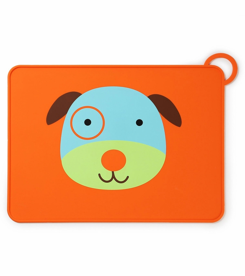 Dog Training Placemat: Skip Hop Zoo Fold & Go Placemat
