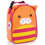 Skip Hop Zoo Lunchies Insulated Lunch Bag - Cat
