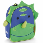 Skip Hop Zoo Lunchies Insulated Lunch Bag - Dinosaur