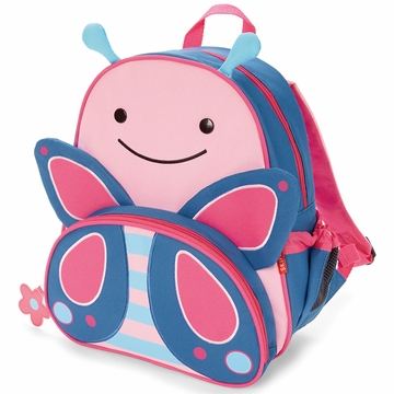 Skip Hop Zoo Pack Backpack - Butterfly