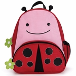 Skip Hop Zoo Pack Backpack Ladybug