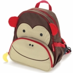 Skip Hop Zoo Pack Backpack Monkey