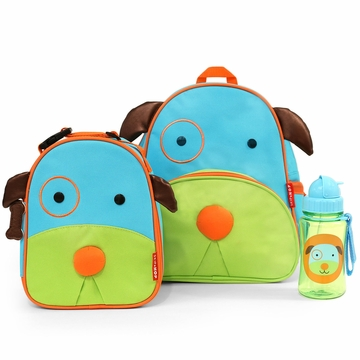 Skip Hop Zoo Pack Bundle - Dog