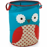 Skip Hop Zoo Pop-Up Hamper - Owl