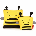 Skip Hop Zoo Reusable Sandwich & Snack Bag Set - Bee