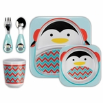 Skip Hop Zoo Tableware Gift Set - Penguin