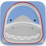 Skip Hop Zoo Divided  Plate in Shark