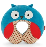 Skip Hop Zoo Travel Neckrests - Owl