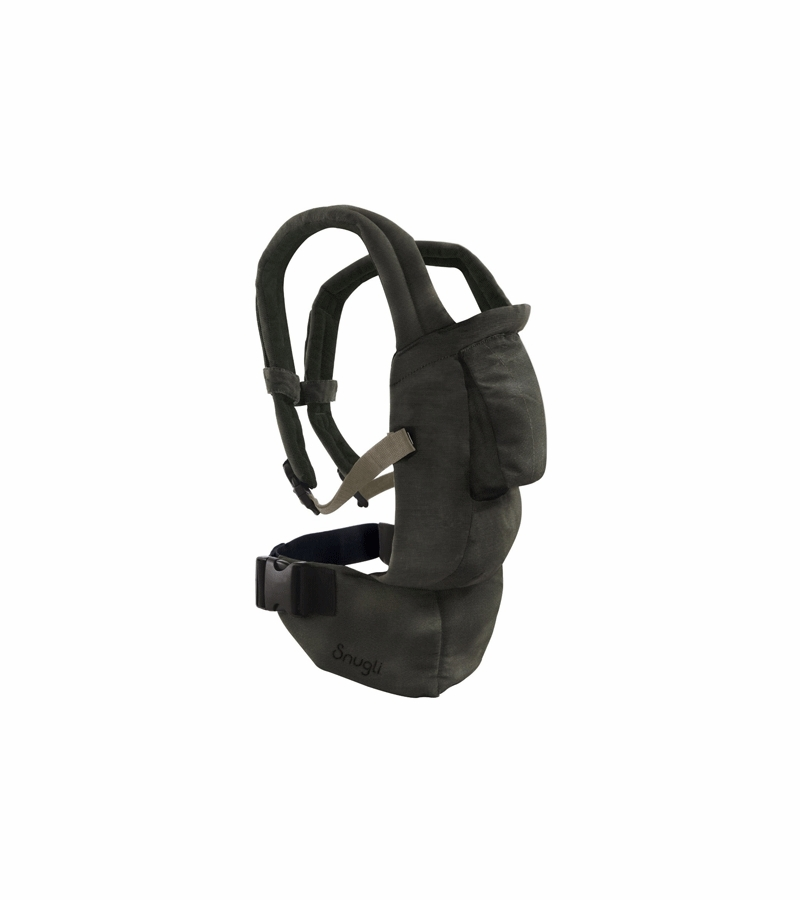 Snugli Seated Military Baby Carrier