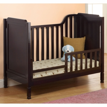 Sorelle Bedford Toddler Rail in Espresso