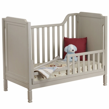 Sorelle Bedford Toddler Rail in White