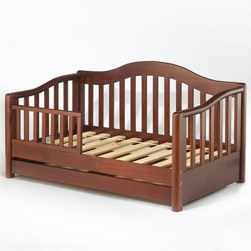 Sorelle Grande Pine Toddler Bed in Cherry