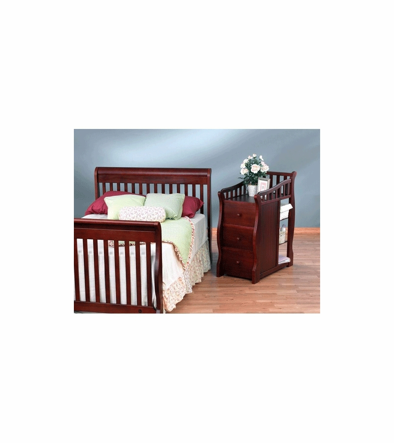 convertible crib to full size bed instructions 1