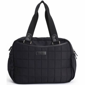 Stellakim Leslie Tote Diaper Bag in Black