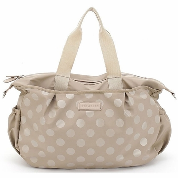 Stellakim Olivia Tote Diaper Bag in Cream