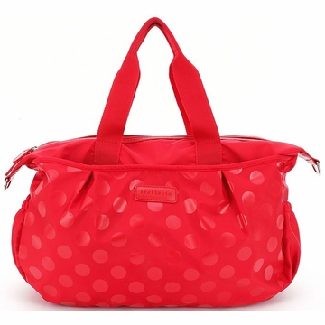 Stellakim Olivia Tote Diaper Bag in Red