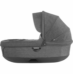 Stokke Crusi & Trailz Carrycot - Black Melange