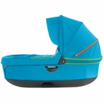 Stokke Crusi & Trailz Carrycot - Urban Blue