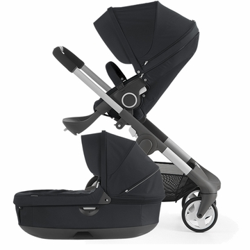 Stokke Crusi Carriage - Black