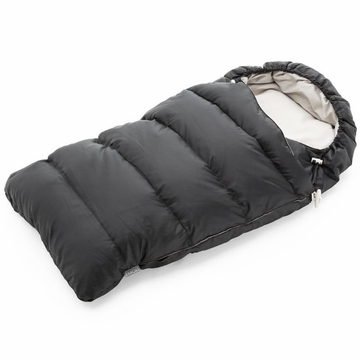 Stokke Down Sleeping Bag in Black