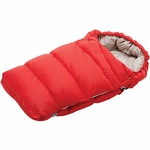 Stokke Down Sleeping Bag in Red - D