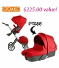 Stokke FREE Carry Cot with Xplory