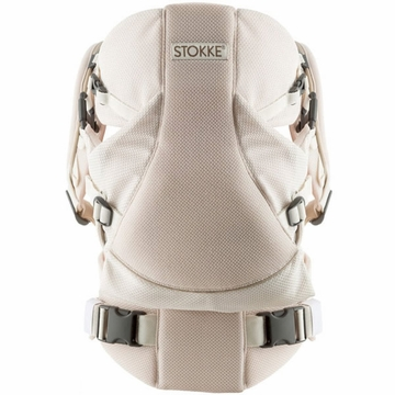 Stokke MyCarrier Infant Carrier - Cool Cream