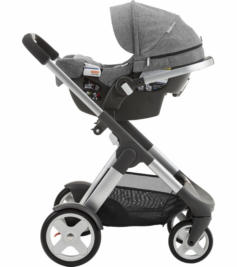 Stokke Car Seat And Stroller